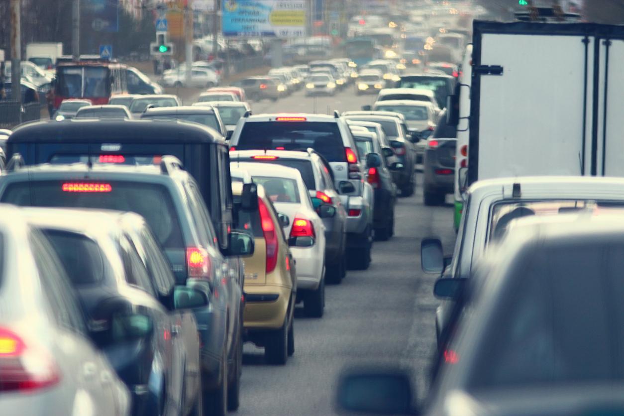 Traffic-air-pollution
