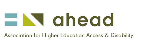 AHEAD - Association for Higher Education Access & Disability